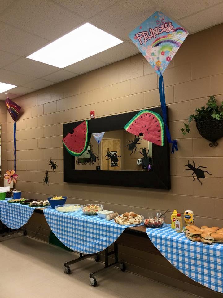 11 best Teacher luncheon themes images on Pinterest ...