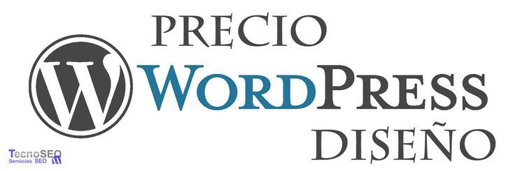 Cuánto cuesta una web bien hecha con Wordpress #diseñoweb