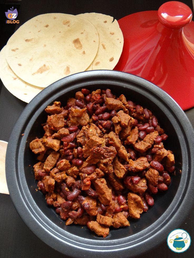 Chili con carne - ricetta tipica messicana -