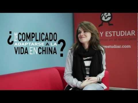 Carmen Ribera nos cuenta cómo es su vida en Shanghai. Ella comenzó haciendo un curso de chino que compaginaba con su trabajo en marketing y ahora es toda una experta en vivir en China.