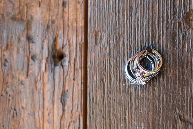 Hacienda Sarria wedding, wedding rings, rustic doors, Elegant, Beautiful, Wedding venue, Kitchener, Waterloo, Cambridge, Ontario, Canada wedding photography experts | Anne Edgar Photography