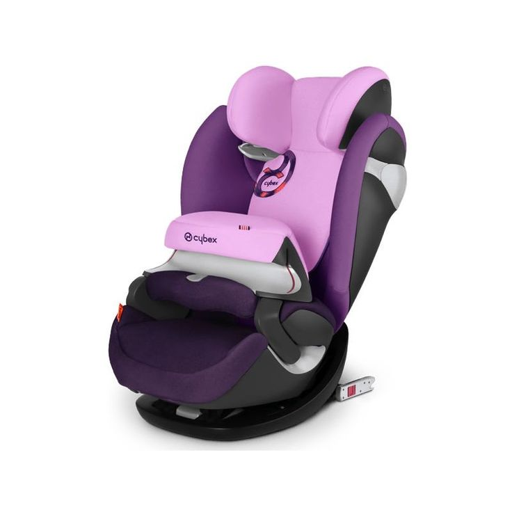 Cybex Pallas M-Fix Group 123 Car Seat-Grape Juice (New)  Description: As a member of the award-winning Pallas family the Pallas M-fix grows with the child and therefore offers excellent safety for more than 11 years. In Group 1, the adjustable safety cushion, which works like an inflated airbag during a collision, protects against neck injuries...   http://simplybaby.org.uk/cybex-pallas-m-fix-group-123-car-seat-grape-juice-new/