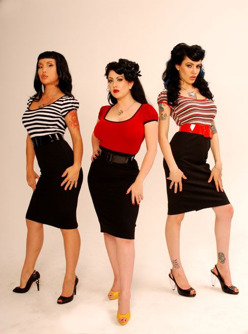 Top 25 Best Pinup Girl Clothing Ideas On Pinterest