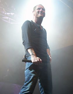 Corey Taylor. Simply amazing.
