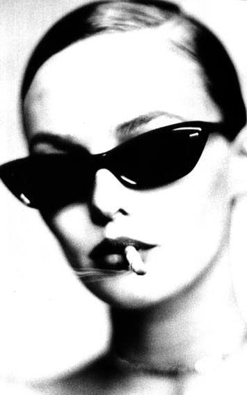 Vanessa Paradis photographed by Ellen von Unwerth