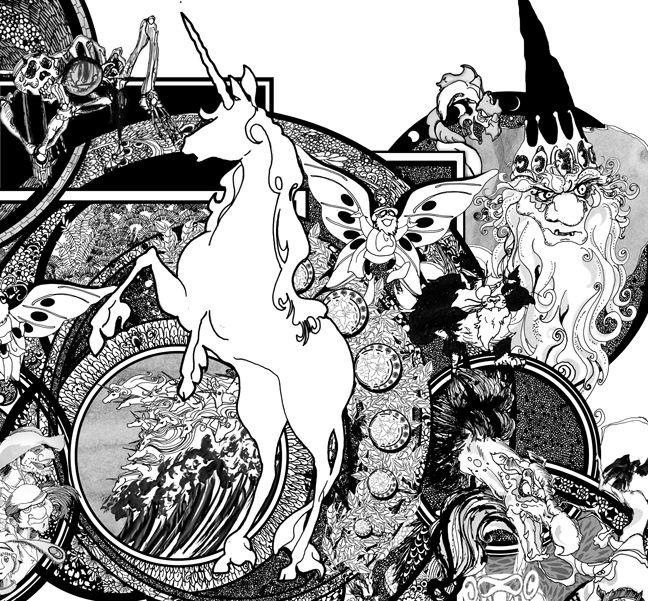 The Last Unicorn « The Mobius Strip by Romik Safarian