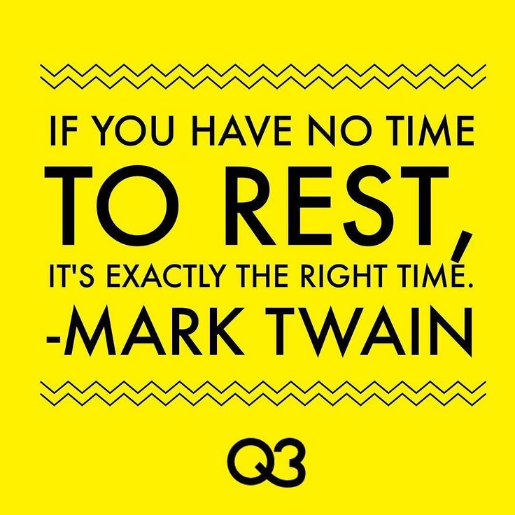 As much as 'the grind' is important to success so is rest. Unfortunately some would lead you to believe to rest is lazy. It's quite the opposite in fact. . . . Rest gives us time to recharge and allows us to take a step back and take bigger look at the results of our efforts. . . . To use the cliché phrase - you can't pour from an empty cup. Look after yourself first.