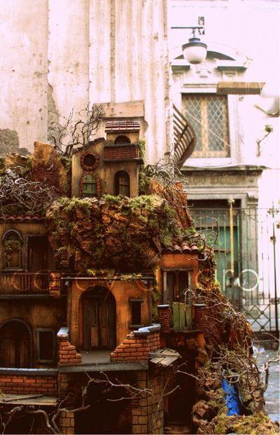 Corey Amaro: Photos of Via San Gregorio Armeno, the Nativity street