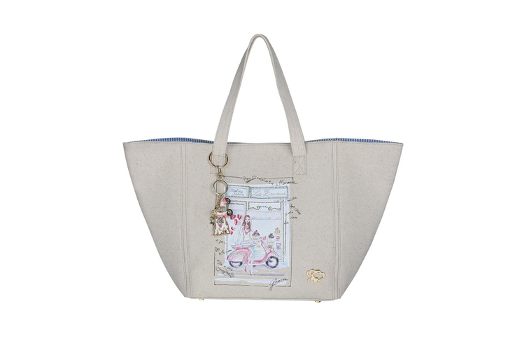 Maison Espin canvas bags ss13,#maisonespin #bag#springsummercollection13 #womancollection #accesories #lovely #MadewithLove #romanticstyle #milano