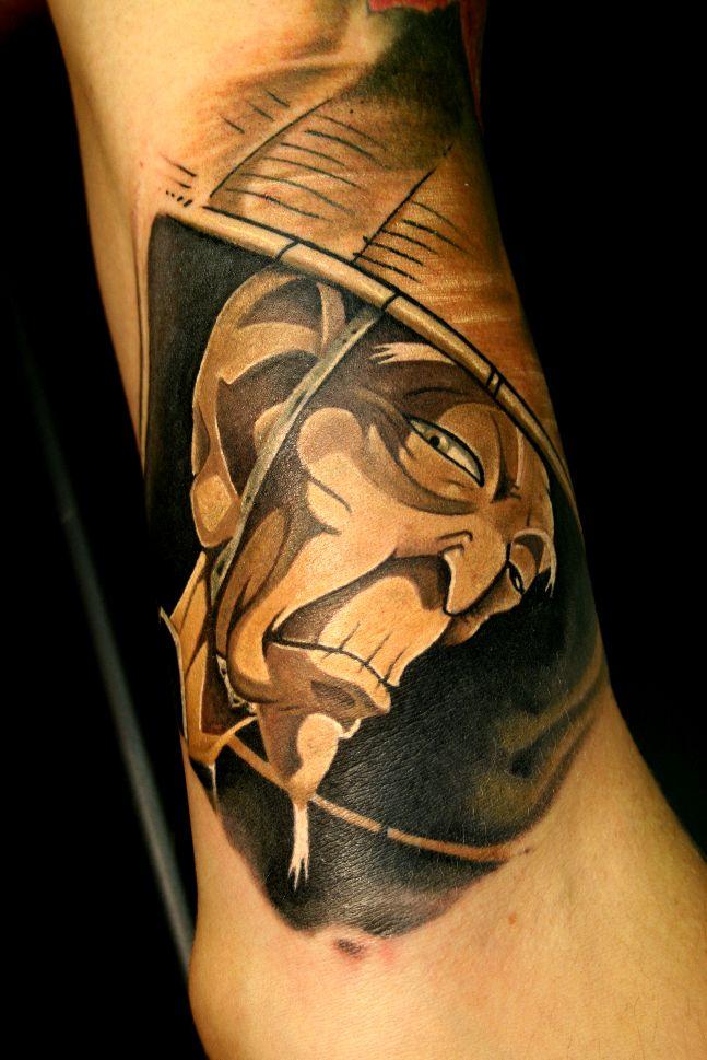 Ninja Scroll - Tattoo by Rodrigo !!! | Tattoo | Pinterest ...