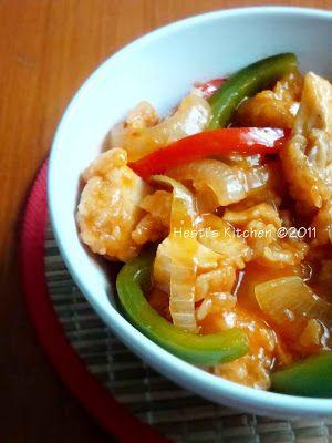 HESTI'S KITCHEN : yummy for your tummy: Ayam Goreng Asam Manis