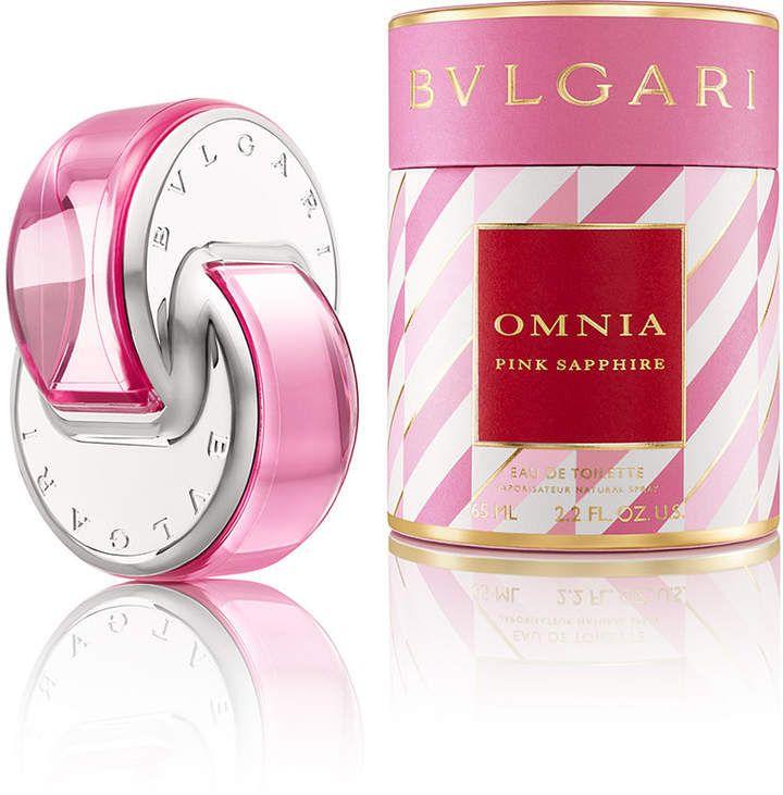 Bvlgari Omnia Pink Sapphire Candy Shop Edition Eau De Toilette 2 2 Oz Perfume Eau De Toilette Fragrance