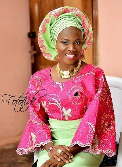 Beautiful Nigerian Wedding Dresses For The To Be Bride