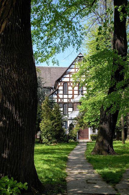 Amelii podróże małe i duże: Kościół Pokoju w Świdnicy, część 2