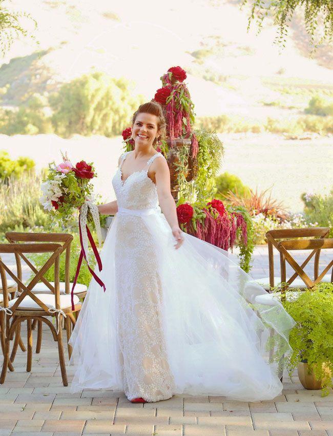 Elizabeth Mackenzie Wedding Dress