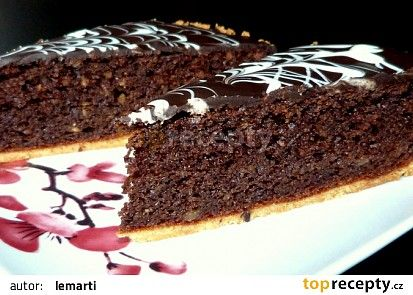 Namibijský banánový koláč recept - TopRecepty.cz