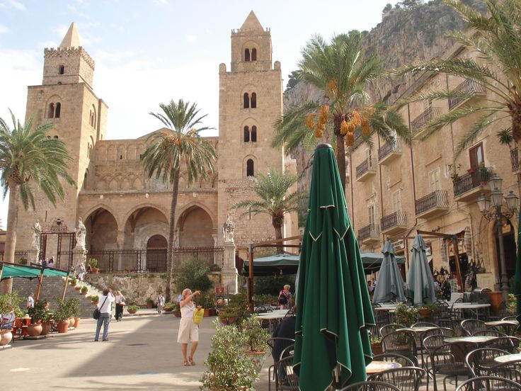 Cefelu Sicily