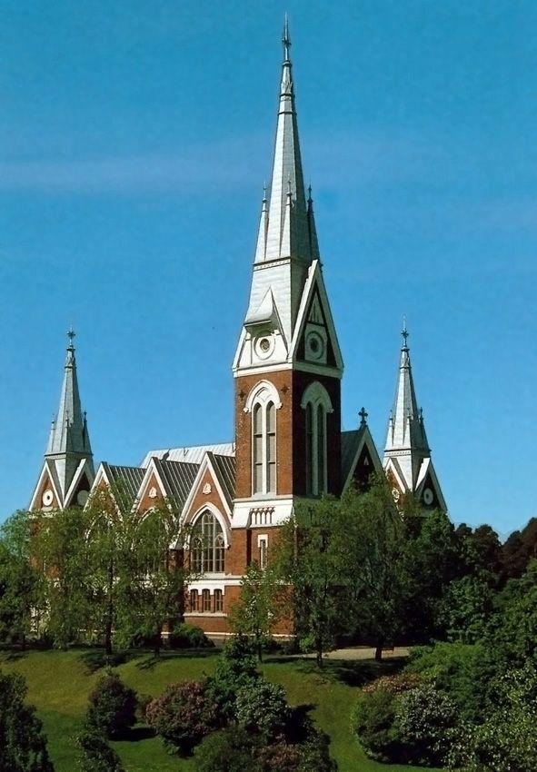 Joensuu Lutheran Church - VisitKarelia.fi