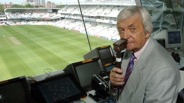 Voice of Cricket Sir. Richie Benaud Dies at 84	Previous Australia cricket captain and fanciful supporter Richie Benaud has passed on at 84 years old. Benaud, whose witty one-liners from the analysis box reverberated a long ways past Australia's shores, said a year ago he was being dealt with for skin disease.  : ~ http://www.managementparadise.com/forums/trending/282324-voice-cricket-sir-richie-benaud-dies-84-a.html