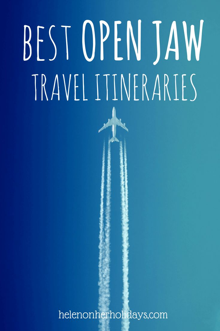 9 of the best open jaw and multi destination travel itineraries, as recommended by travel bloggers, including Osaka and Kyoto to Tokyo, Rome to Naples and the Amalfi Coast, Copenhagen to Stockholm and Budapest to Prague via Bratislava and Vienna. Make the most of your vacation time with a multi-destination trip!