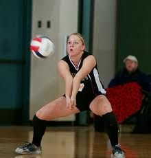 bump set spike volleyball - Google Search