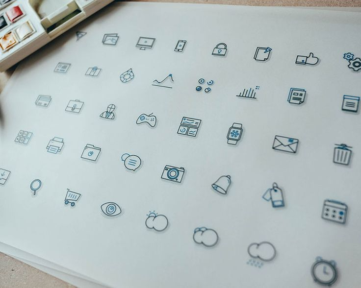 Free UI Kits, Icons and Fonts for Designers