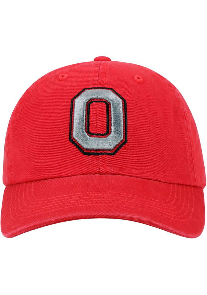 san francisco 2e292 166db Top of the World Ohio State Buckeyes Mens Red Crew Adjustable Hat, Red,  100% COTTON, Size ADJ in 2019   OSU   Ohio state hats, Hats, Ohio state  buckeyes