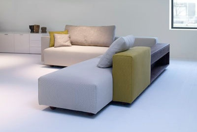 couch Domino for Montis by Dick Spierenburg
