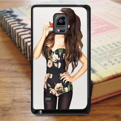 Ariana Grande Strawberry Singer Samsung Galaxy Note 3 Case