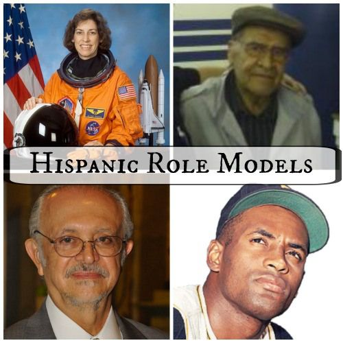 5 Hispanic Role Models, Famous Latinos for Hispanic Heritage Month #HHM #globaled An author, an astronaut, a teacher, a scientist, and a baseball player!