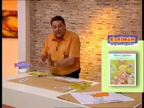 Hermenegildo Zampar - Bienvenidas TV -  Explica el enterito de un bebé t...