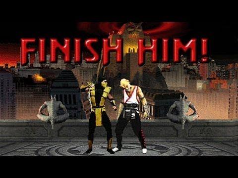 Top 10 Mortal Kombat Fatalities - YouTube