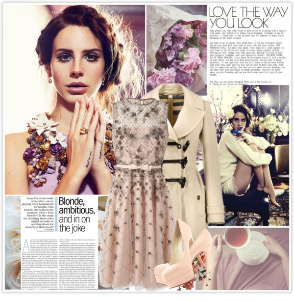 """""""Love The Way You Look - Lana Del Rey (28/02/13)"""" by laurencorrine97 ❤ liked on Polyvore"""