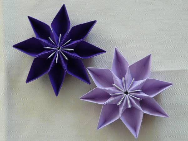桜の器の折り方を紹介する記事の後編です。