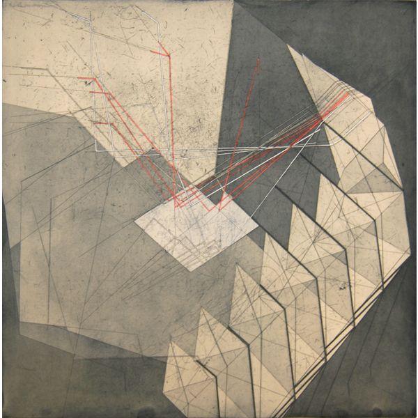 Bronwen Sleigh | 2013 etching