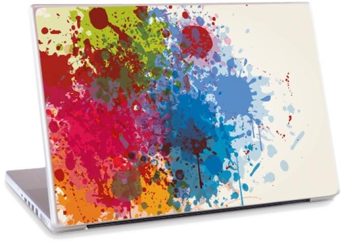 Skin para notebook y netbook - splash | Feria Central