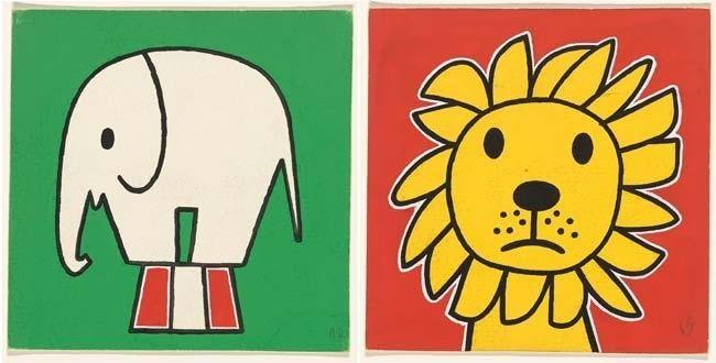 illustrations by dick bruna