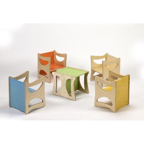 sedia in legno per bambini. seggiolina per bambini in legno multistrato di betulla. adatta anche per cameretta.