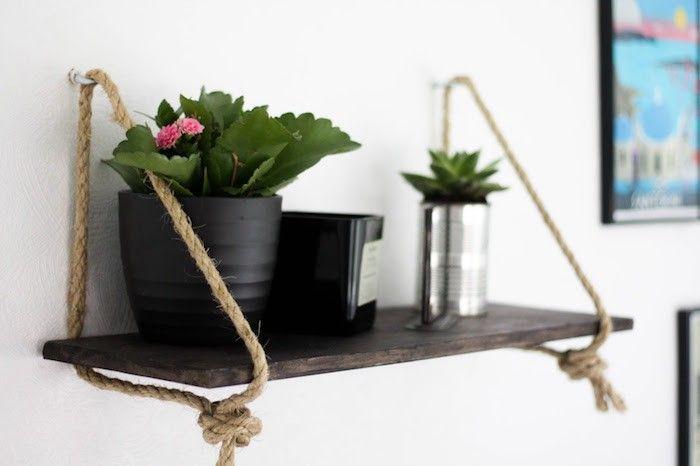les 25 meilleures id es de la cat gorie table de chevet suspendue sur pinterest chevet. Black Bedroom Furniture Sets. Home Design Ideas