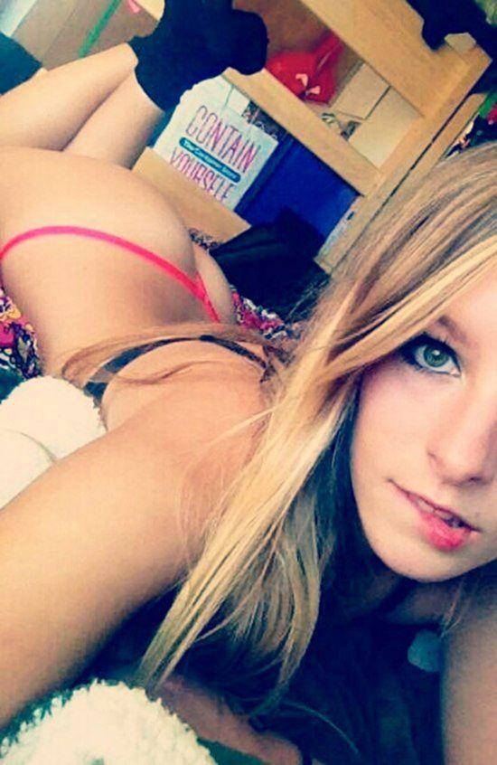 Cell Phone Brunette Teen Porn 12