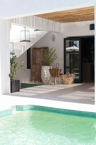 Outdoor interior styling | love this bohemian chic inspiration | True Ibiza, Ibiza styling interiors -