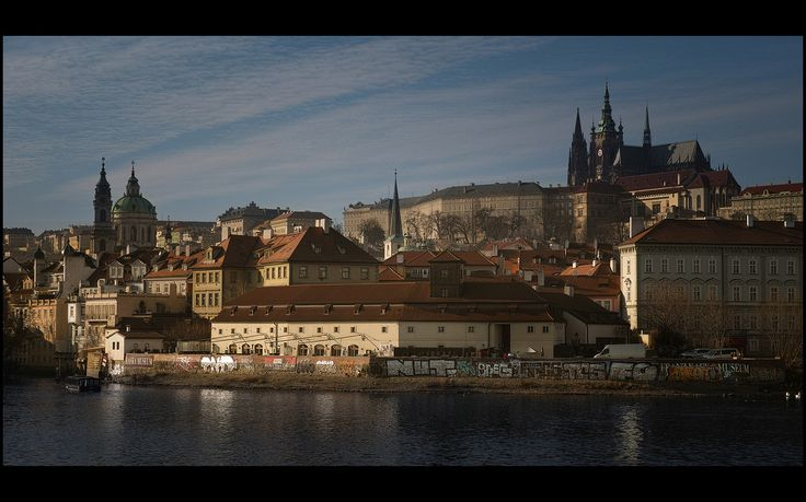 Prague castle color - null