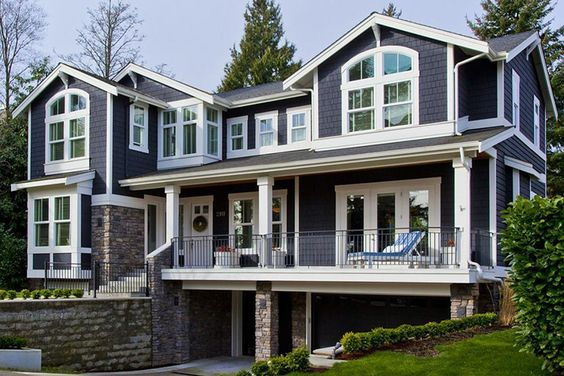 House Plan 341-00223 - Lake Front Plan: 3,026 Square Feet, 4 Bedrooms, 3.5 Bathrooms