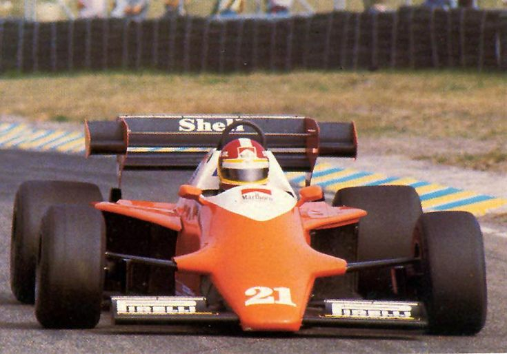 1984 Spirit 101 - Hart (Huub Rothengatter)