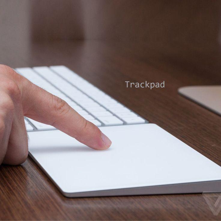 Magic Trackpad 1⃣ и 2⃣ для Apple 🍎  Magic Trackpad 1⃣ — трекпад производства Apple Inc. Трекпад поддерживает технологию Multi-Touch. Он был представлен 27 июля 2010 года. Трекпад похож на таковой в ноутбуках MacBook Air и MacBook Pro. 🖱  Трекпад полностью совместим с Mac OS X Snow Leopard версии 10.6.4 и выше. Также он может функционировать и в среде операционных систем Windows 7, XP и Vista при запуске их на компьютерах Apple с помощью BootCamp с добавлением драйвера для устройства. ✅…