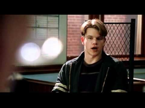 Good Will Hunting (1997) - Courtroom Scene
