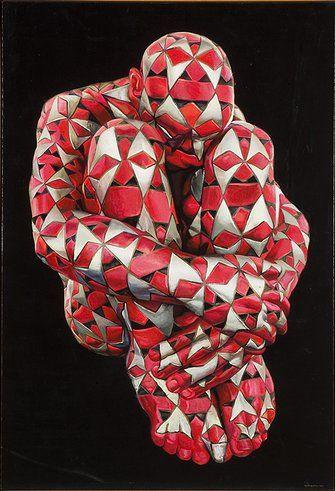 Rabarama contemporary italian artist | Artworks history