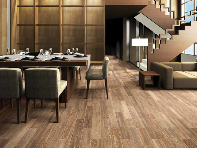 Shaw Flooring University 700 6x36 Wood Look Tile This Is