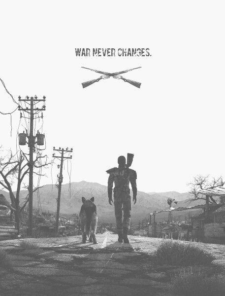 War Never Changes - #Fallout3