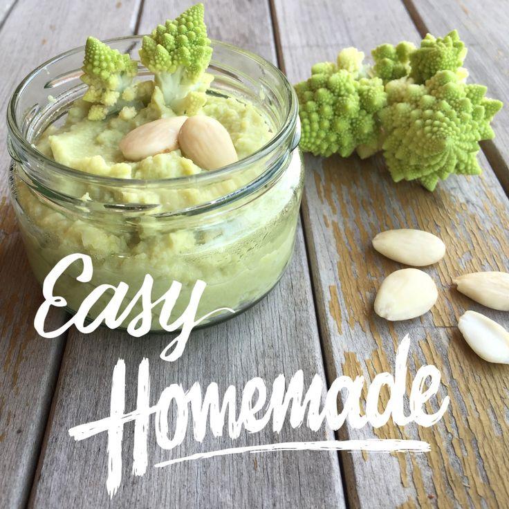 Pesto di broccoli e mandorle: una ricette velocissima e apprezzata dai bambini.